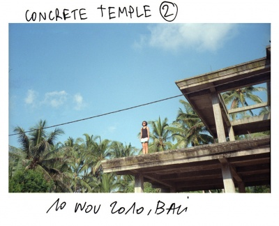 Concrete Jungle, Bali