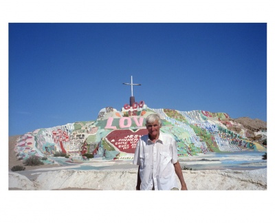 Salvation Mountain, USA